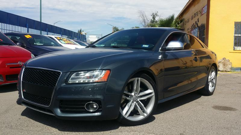 2009 audi s5 quattro awd 2dr coupe 6a in el paso tx es. Black Bedroom Furniture Sets. Home Design Ideas