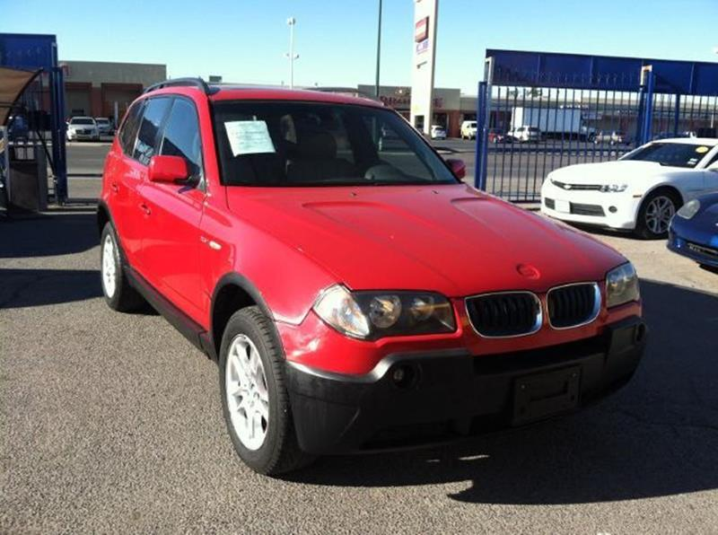 2004 bmw x3 awd 4dr suv in el paso tx es car auto. Black Bedroom Furniture Sets. Home Design Ideas