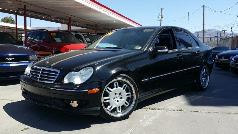 Mercedes benz c class for sale in el paso tx for Mercedes benz for sale el paso