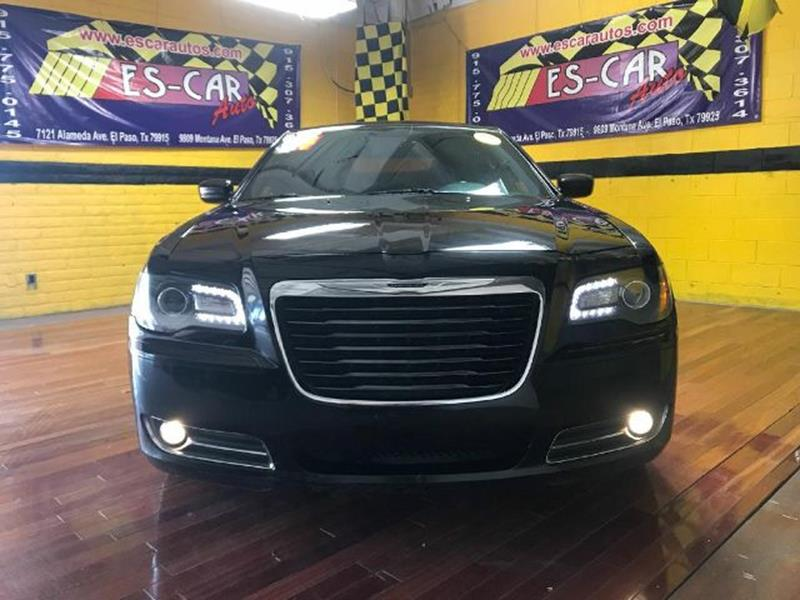 for chrysler paso carfax sale with tx in el used photos