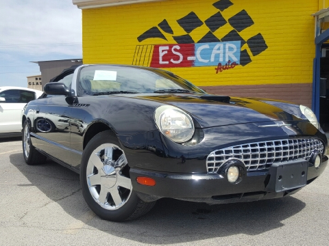 Ford thunderbird for sale in texas for Texas department of motor vehicles el paso tx