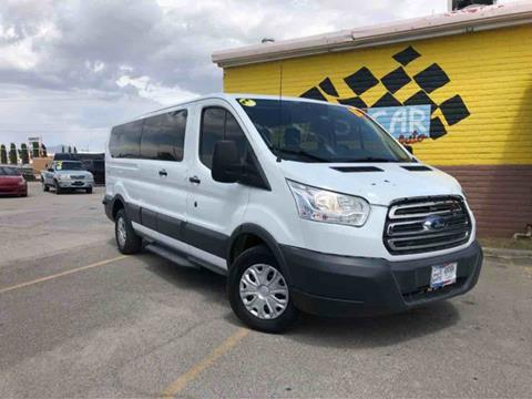 2015 Ford Transit Passenger for sale in El Paso, TX