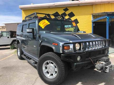 HUMMER H2 For Sale in El Paso, TX - Carsforsale.com®