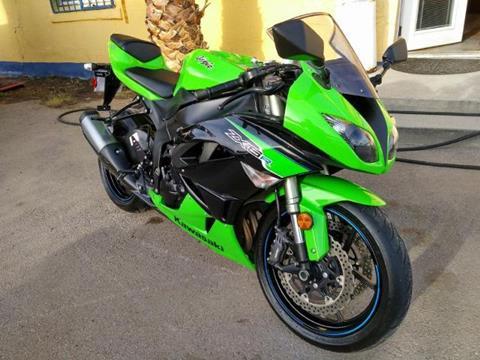 2012 Kawasaki Ninja ZX-6R for sale in El Paso, TX