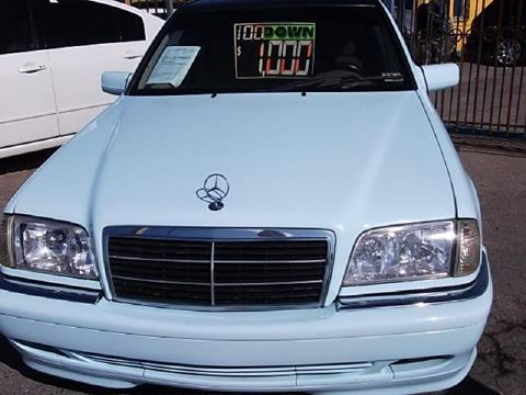 2000 Mercedes-Benz C-Class for sale in El Paso, TX