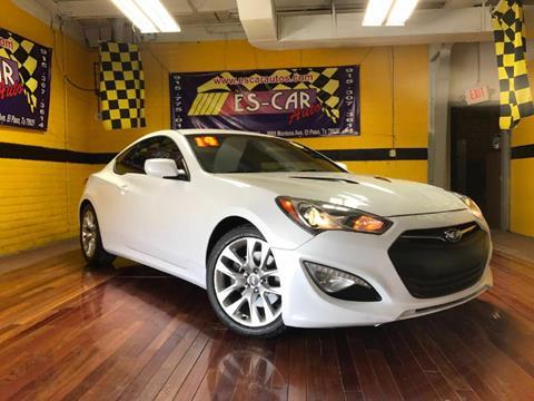 2014 Hyundai Genesis Coupe for sale in El Paso, TX