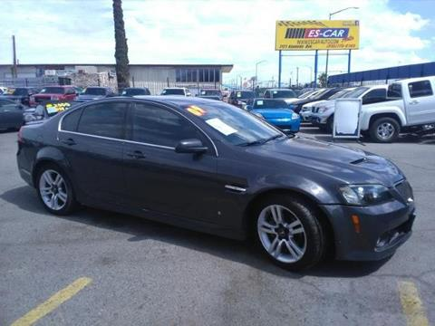 pontiac g8 for sale in texas. Black Bedroom Furniture Sets. Home Design Ideas