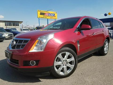 2011 Cadillac SRX for sale in El Paso, TX