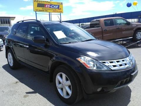 2003 Nissan Murano For Sale In Texas