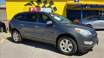 Chevrolet traverse for sale el paso tx for Fiesta motors el paso tx