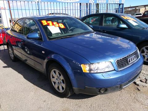 2003 Audi A4 for sale in El Paso, TX