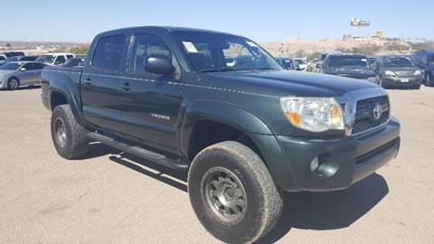 Used Toyota Ta a For Sale in El Paso TX Carsforsale