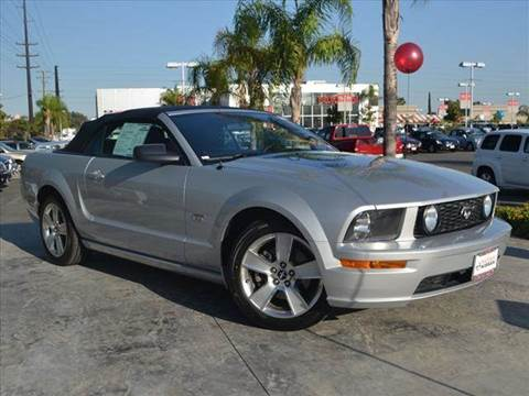 2006 Ford Mustang for sale in Riverside, CA