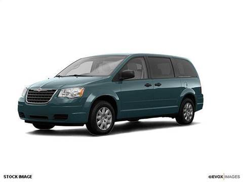 2009 Chrysler Town and Country for sale in Riverside, CA