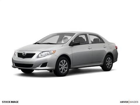 2009 Toyota Corolla for sale in Riverside, CA