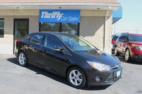 2014 Ford Focus for sale in Springfield, MA