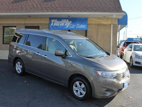 2016 Nissan Quest for sale in Springfield, MA