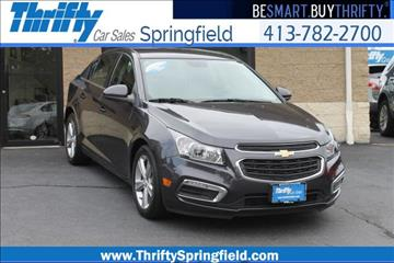 2016 Chevrolet Cruze Limited for sale in Springfield, MA