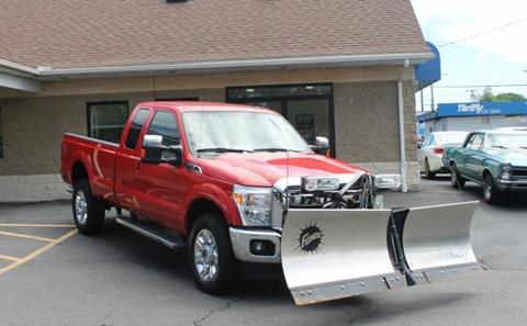 2015 Ford F-250 Super Duty for sale in Springfield, MA