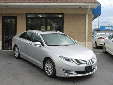 2014 Lincoln MKZ for sale in Springfield, MA