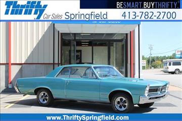 1965 Pontiac Le Mans for sale in Springfield, MA
