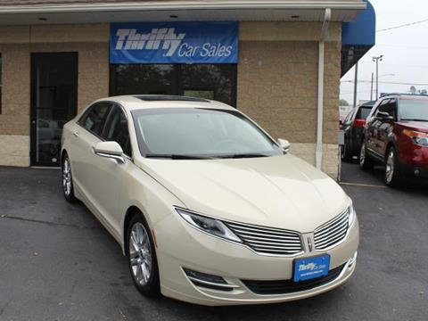 2015 Lincoln MKZ for sale in Springfield, MA