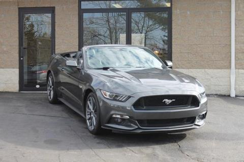 2016 Ford Mustang for sale in Springfield, MA