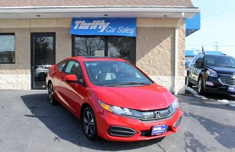 2015 Honda Civic for sale in Springfield, MA