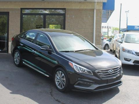 2017 Hyundai Sonata for sale in Springfield, MA