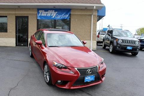 2015 Lexus IS 250 for sale in Springfield, MA