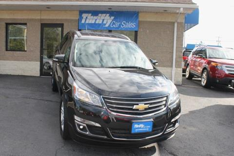 2014 Chevrolet Traverse for sale in Springfield, MA