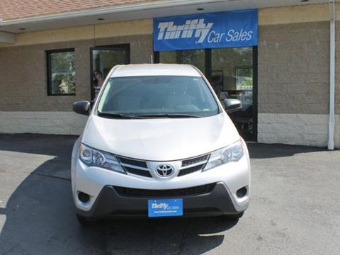 2015 Toyota RAV4 for sale in Springfield, MA