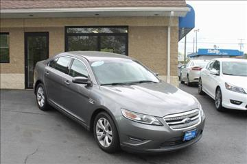2011 Ford Taurus for sale in Springfield, MA