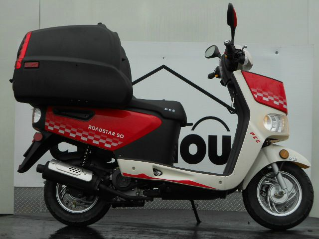 2012 Puma Delivery Scooter for sale