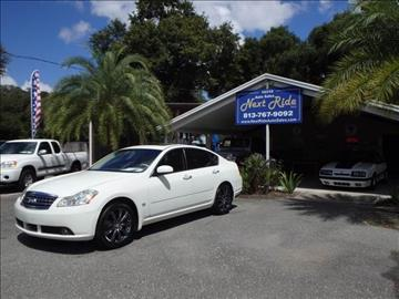 2007 Infiniti M35 for sale in Tampa, FL