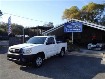 2012 Toyota Tacoma for sale in Tampa, FL