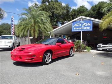 2000 Pontiac Firebird for sale in Tampa, FL
