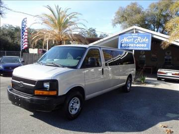 2007 Chevrolet Express Passenger for sale in Tampa, FL