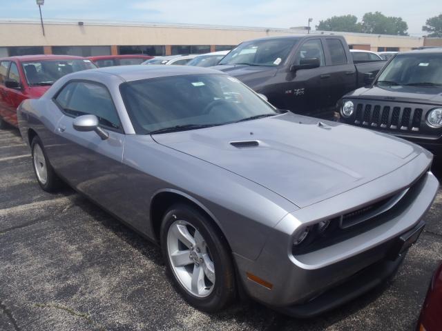 New 2014 Dodge Challenger In Skokie Il At Sherman Dodge