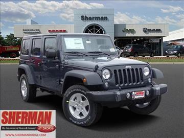 2017 Jeep Wrangler Unlimited for sale in Skokie, IL