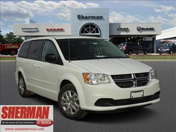 2017 Dodge Grand Caravan for sale in Skokie, IL