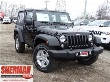 2017 Jeep Wrangler for sale in Skokie, IL