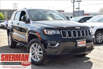 2017 Jeep Grand Cherokee for sale in Skokie, IL