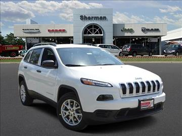 2016 Jeep Cherokee For Sale Carsforsale Com