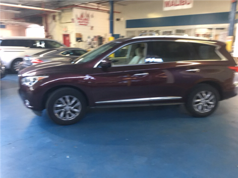 2014 Infiniti QX60 for sale in Teterboro, NJ