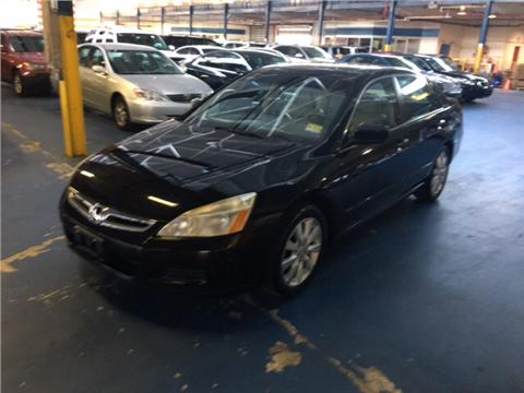 2006 Honda Accord for sale in Teterboro, NJ