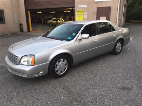2005 Cadillac DeVille for sale in Teterboro, NJ