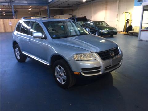 2004 Volkswagen Touareg for sale in Teterboro, NJ