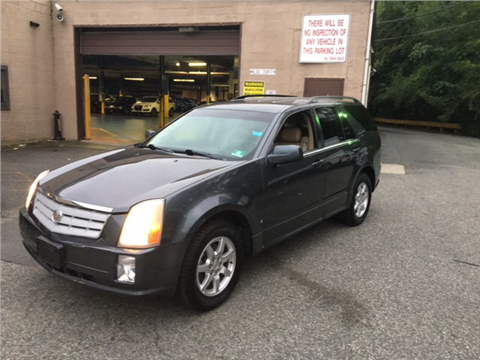 2008 Cadillac SRX for sale in Teterboro, NJ