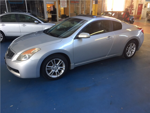 2008 Nissan Altima for sale in Teterboro, NJ